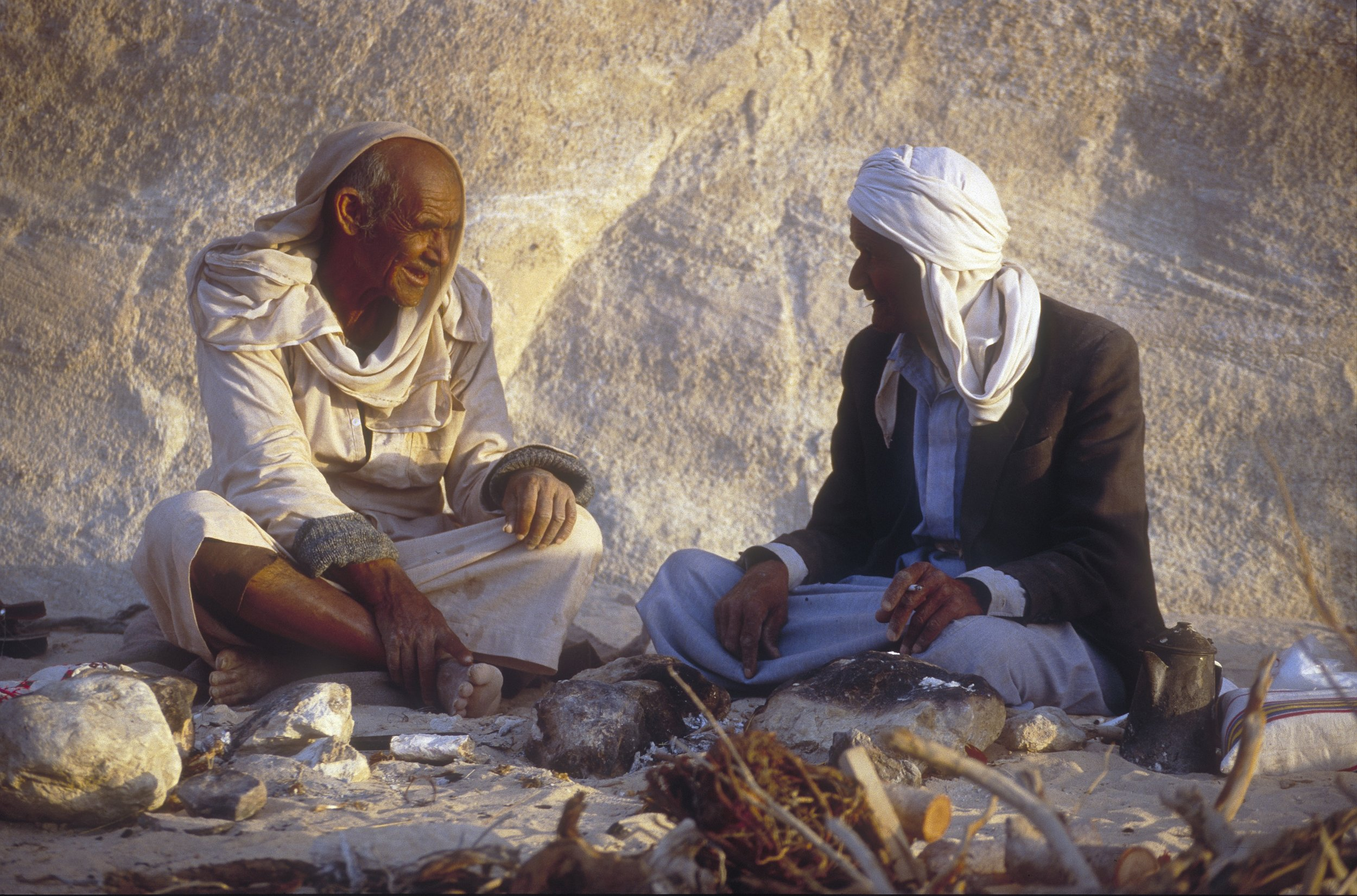 A Peek Into the World of the South Sinai Bedouins