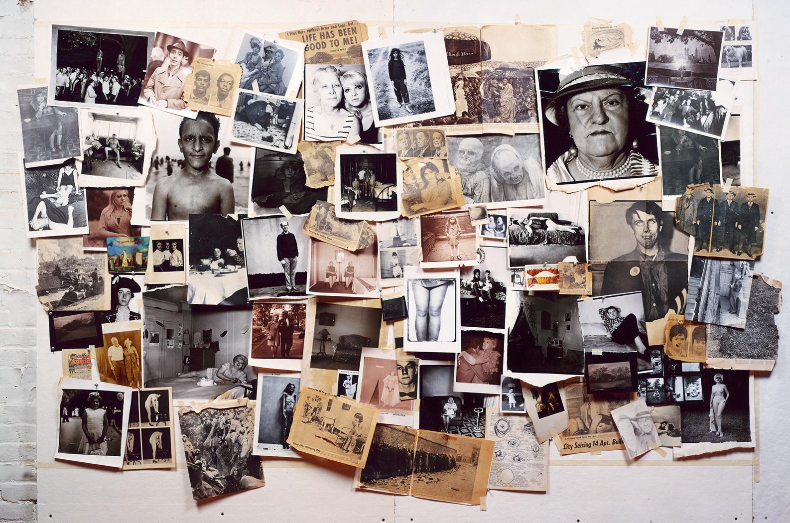 Diane Arbus - Postcards