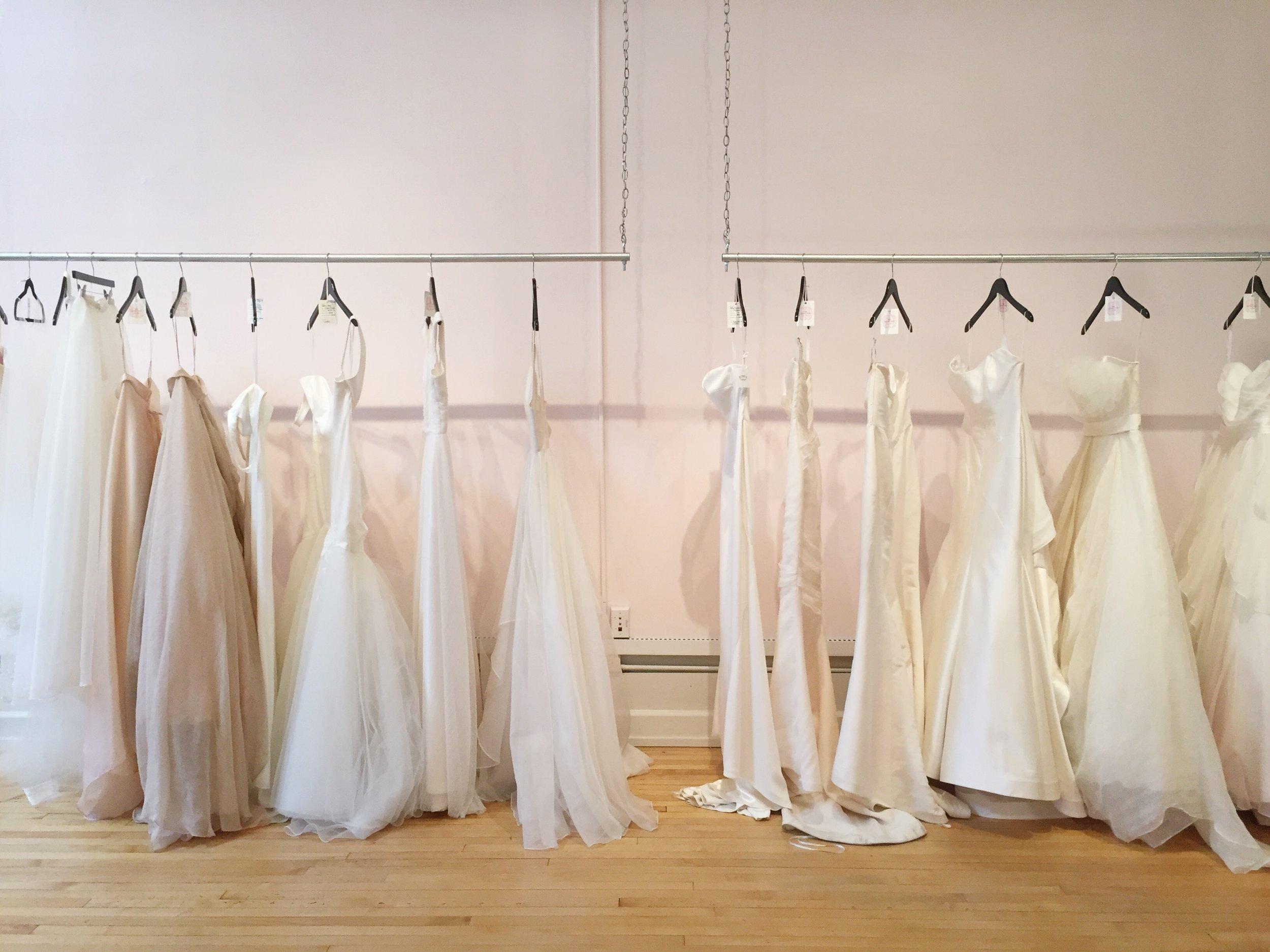 Wedding Dress Shopping_Take A Seat Events