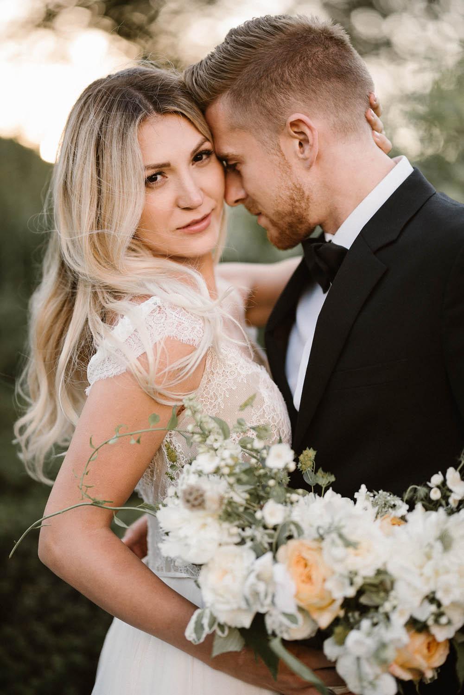fine art ethereal wedding florals