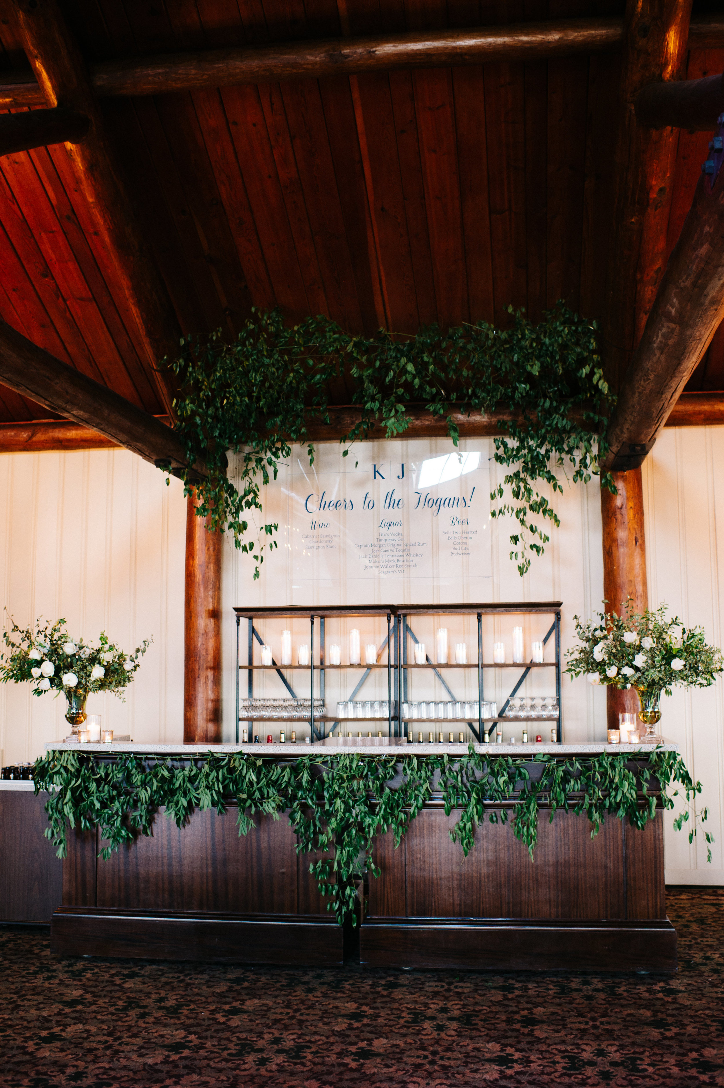 custom wedding planners michigan event design paper goods florals nautical mackinac island bar mission point venue