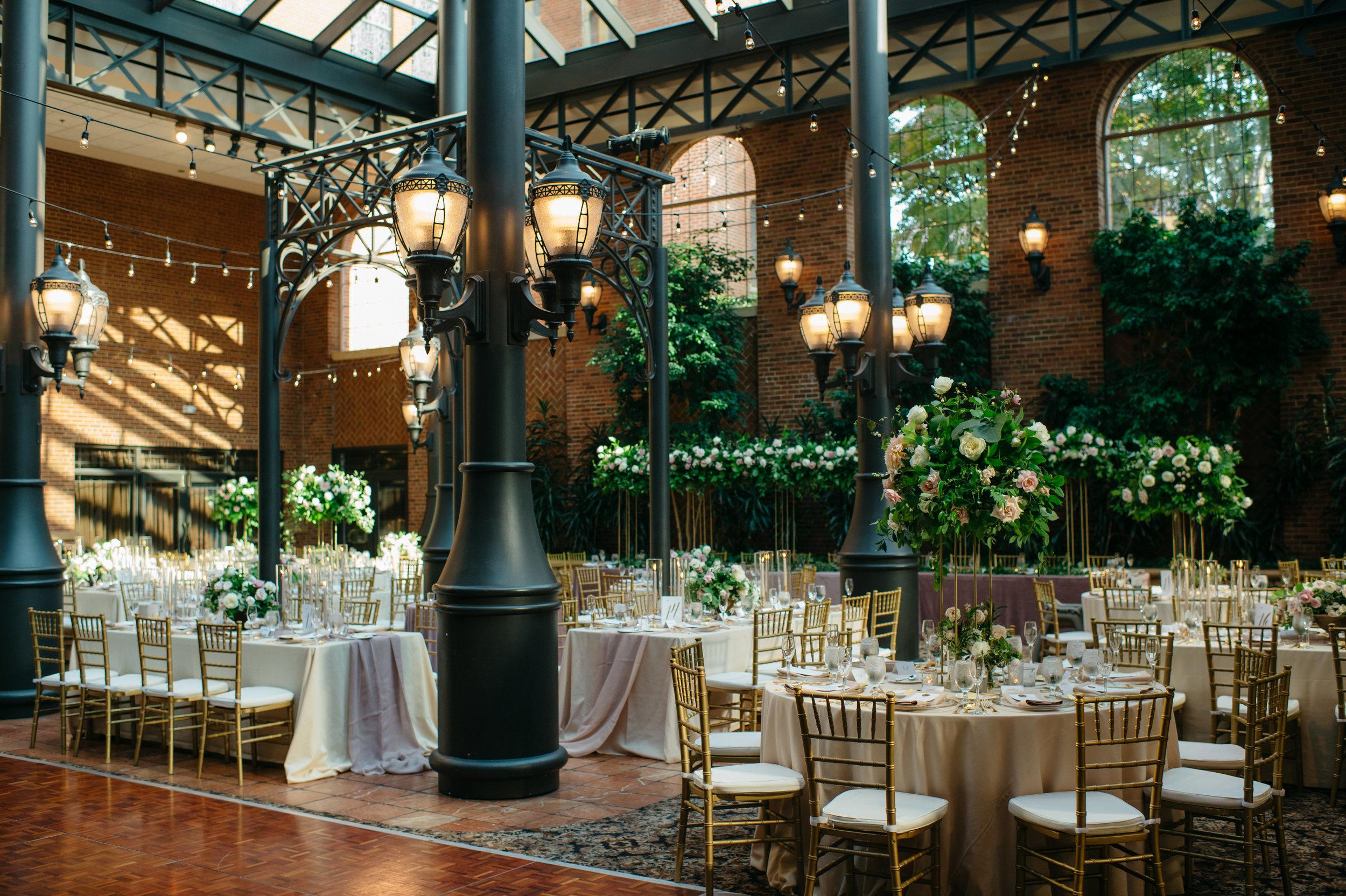 custom wedding planners michigan event design paper goods florals venue