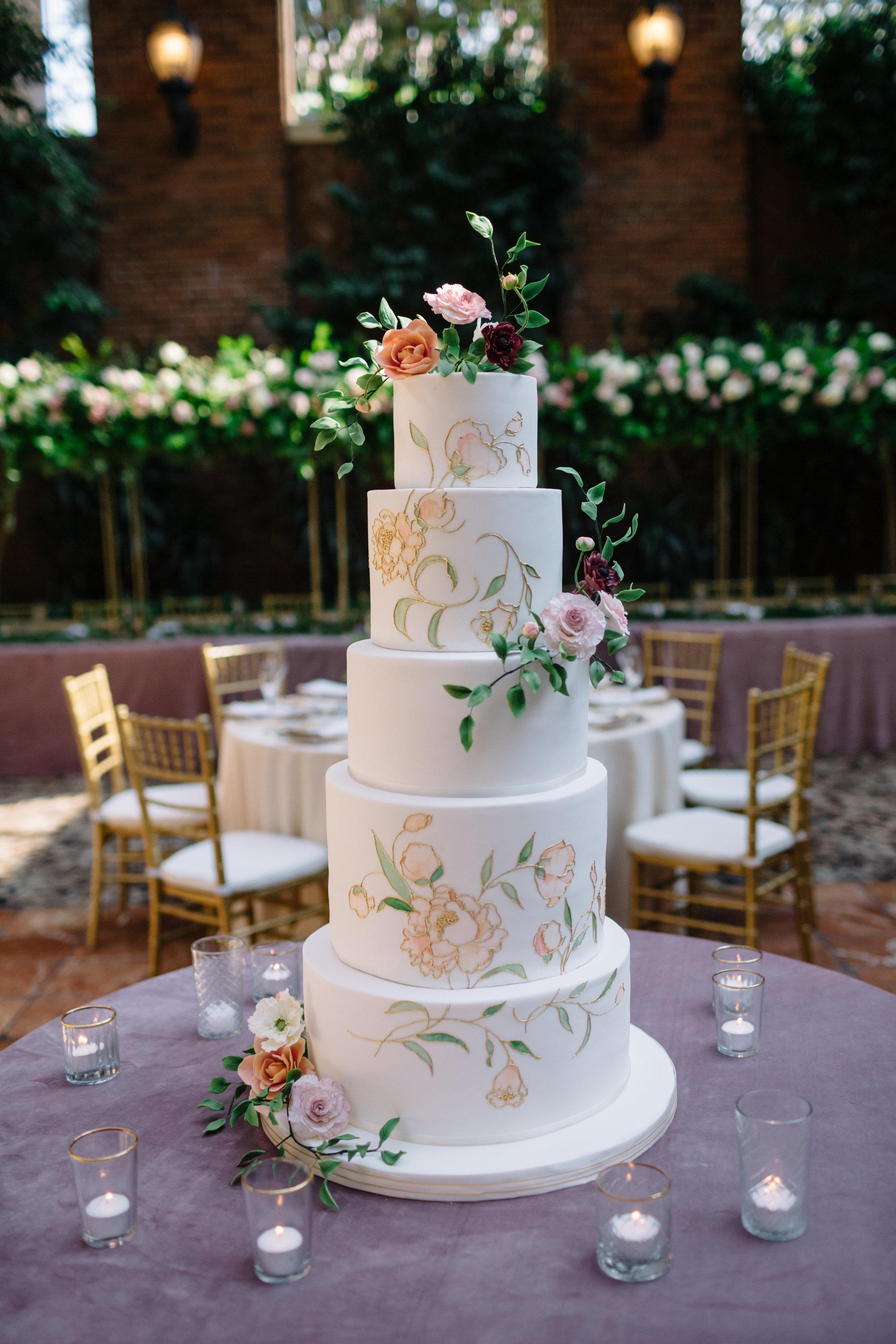 custom wedding planners michigan event design paper goods florals cake