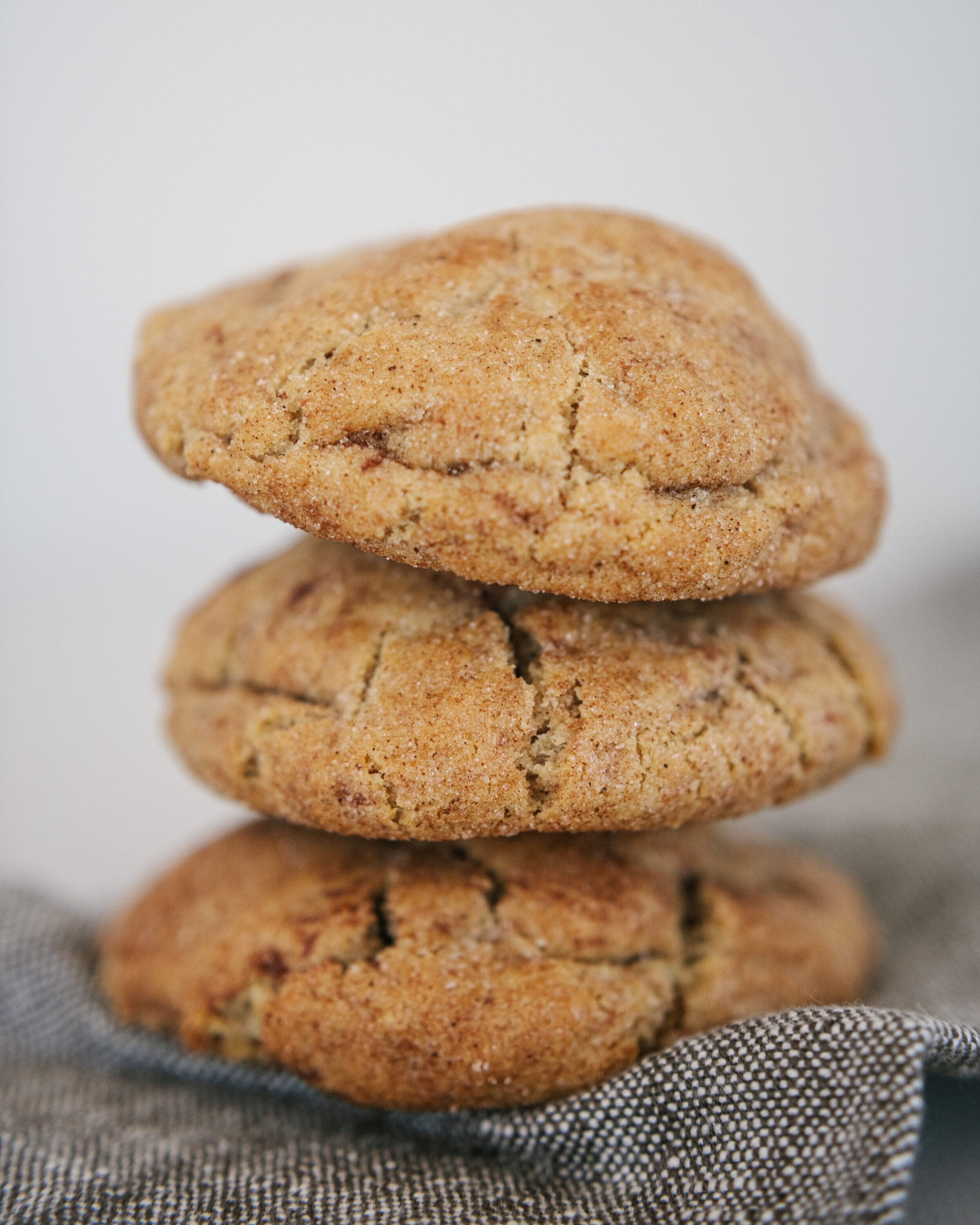 Big CinnaJon - This snickerdoodle inspired cookie comes with homemade cinnamon chips that burst during baking to leave incredible cinnamon pockets to create the perfect balance of warm, sweet, and cinnamon. Named for a huge inspiration to our operation, the late Jon M Huntsman, who taught us the value of giving back.