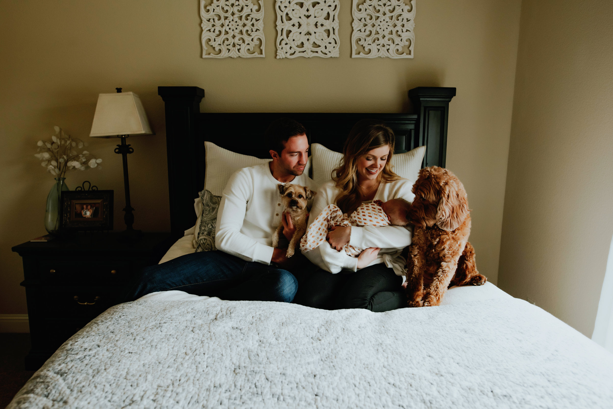 Dallas Newborn Photographer.