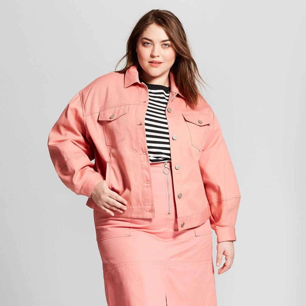 Who What Wear x Target Puff Sleeve Jacket
