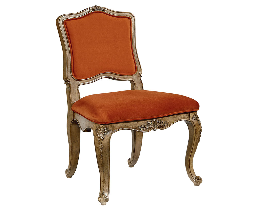 Magnolia Home Flora Chair- as head chairs