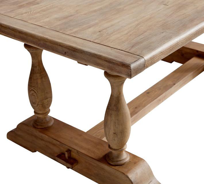 Parkmore Table Close Up