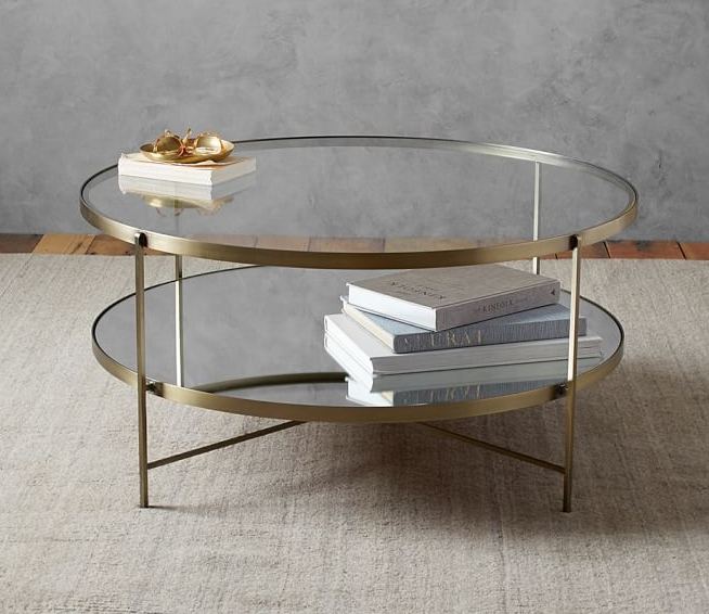 Pottery Barn Leona Table $599