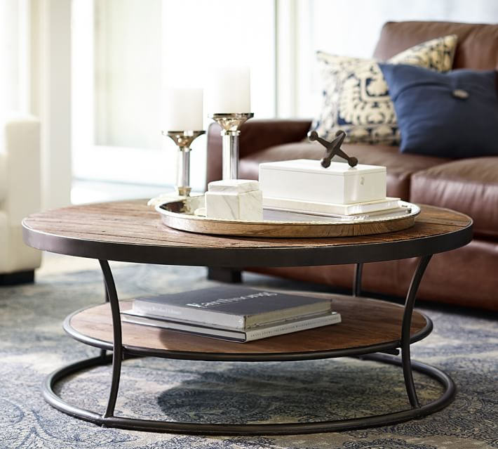 Pottery Barn Bartlett Coffee Table $1,199