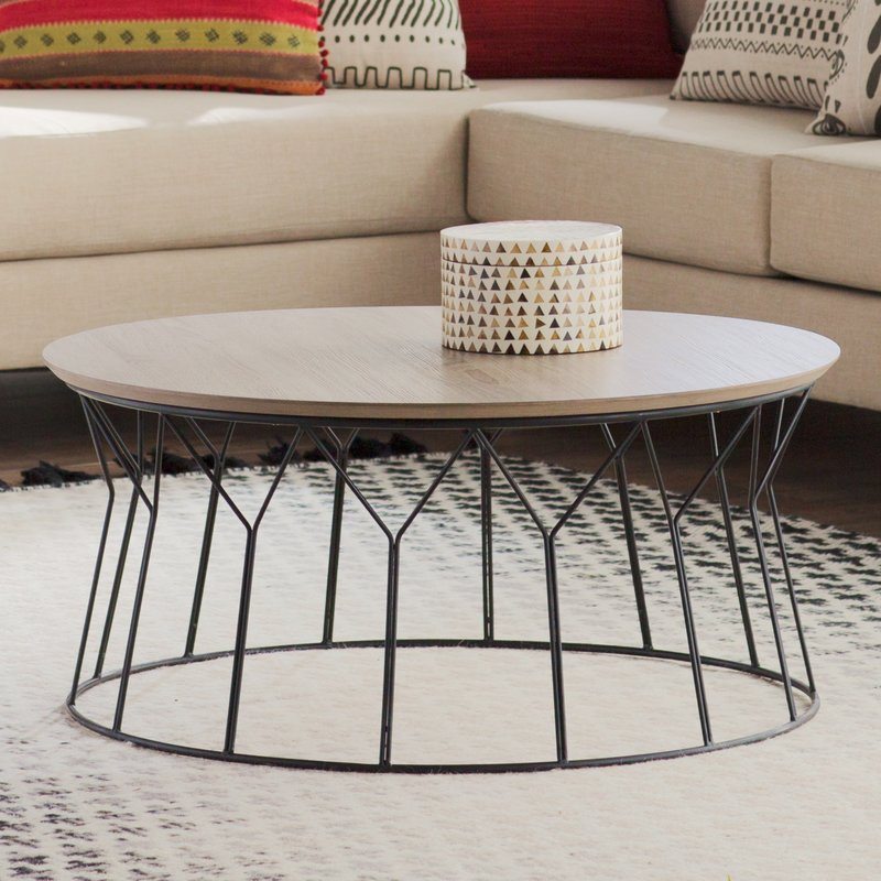 Joss & Main Harrison Coffee Table $334