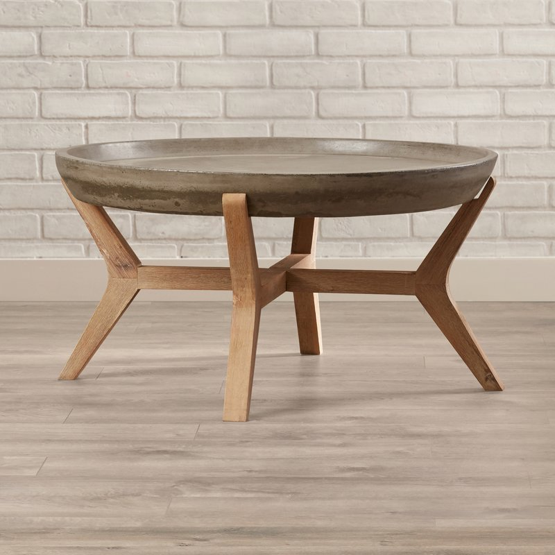 Joss & Main Dennison Coffee Table $354