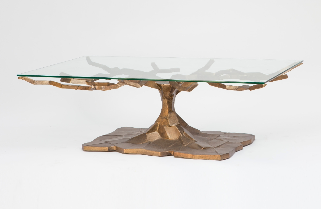 Mecox Owens Iron Branch Table $4,200