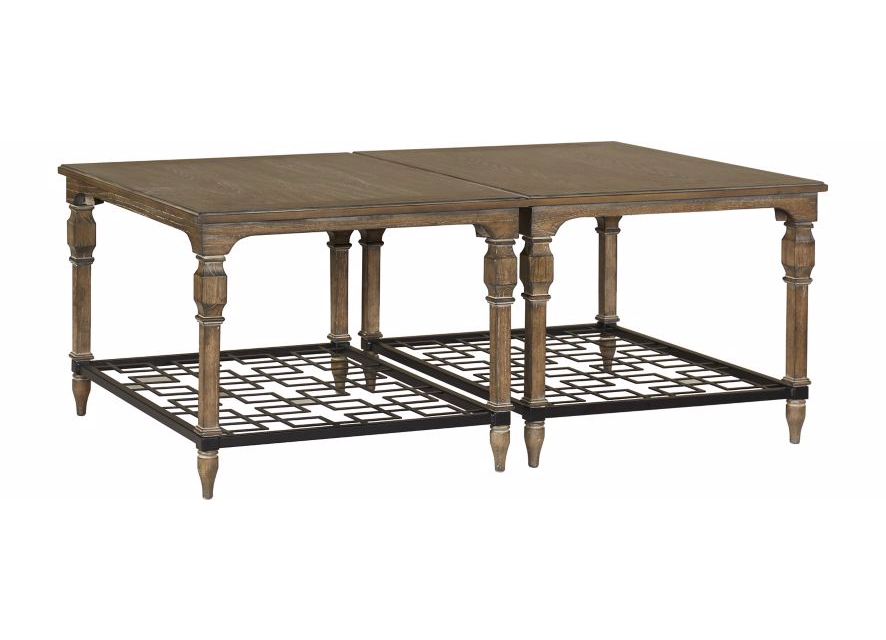 Haverty's Kenley Bunching Table $399