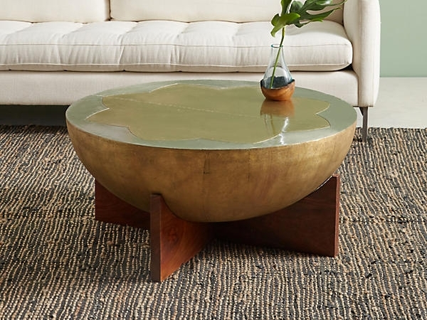 Anthropologie Ozella Table $698