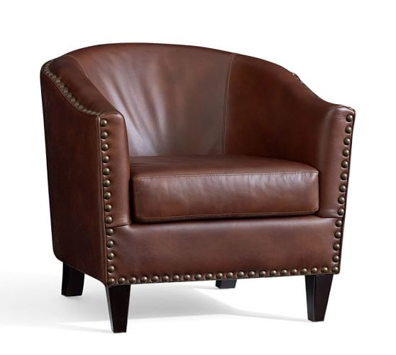 Pottery Barn Harlow Armchair $899 (in select colors)
