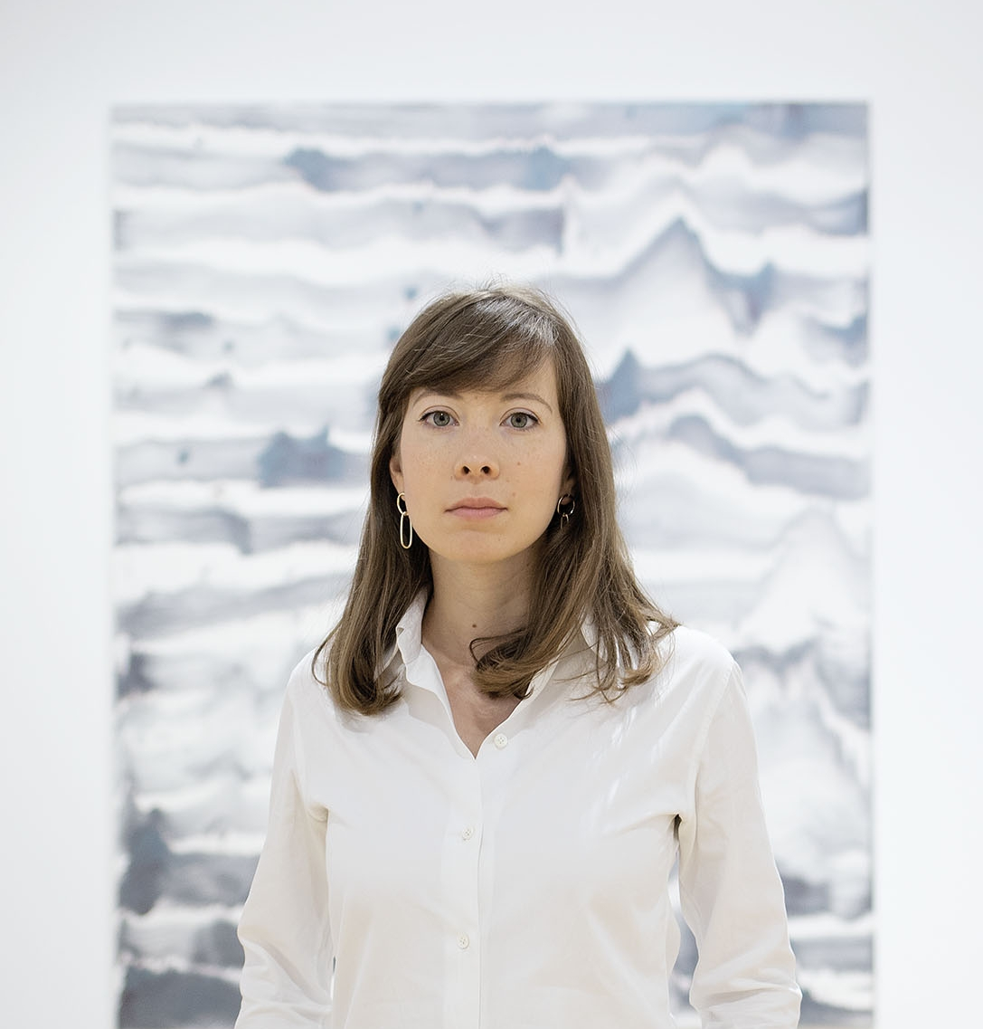 Vanessa Clairet - Director of Communications at Galerie Perrotin