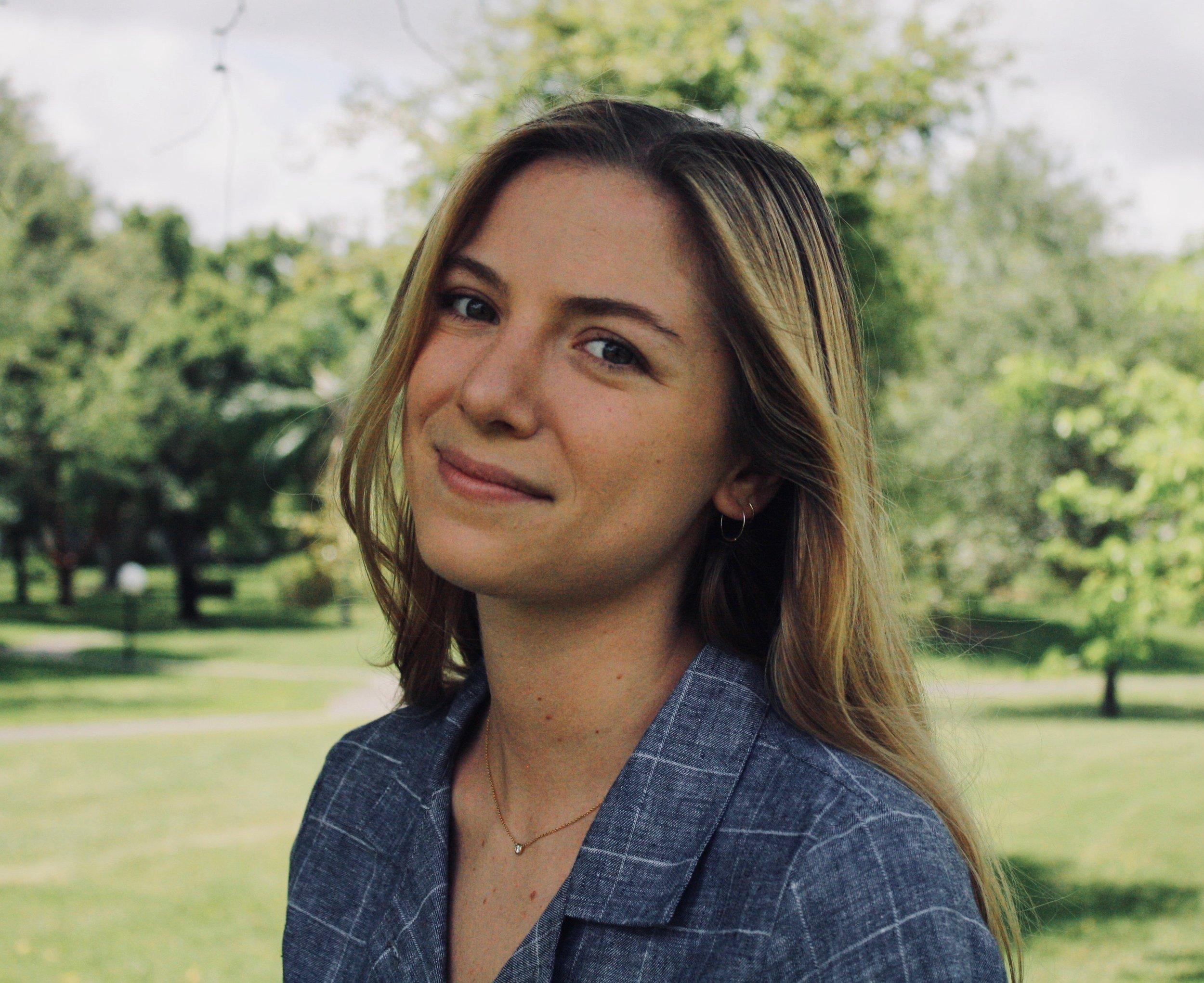 Juliette Delman-Lagot - Health Communications Specialist at Alliance for Healthy Communities