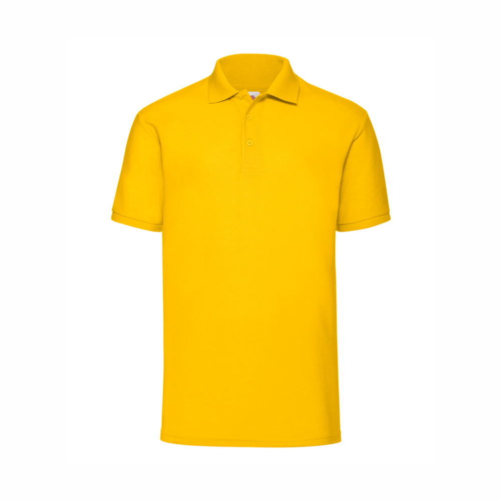 Sunflower Yellow Polo Shirts Red