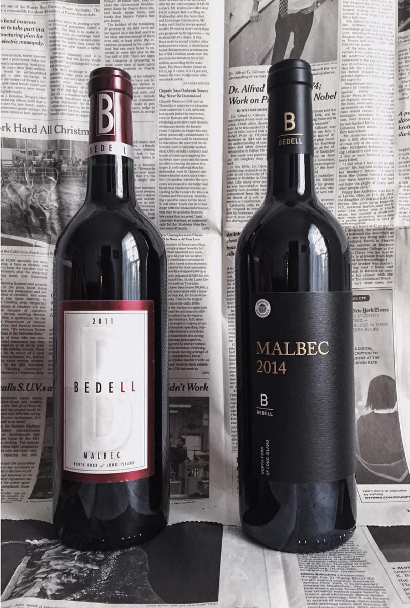 Americano helped Bedell Cellars increase their brand equity from an average of $35/bottle to $55/bottle. All without changing the product itself.