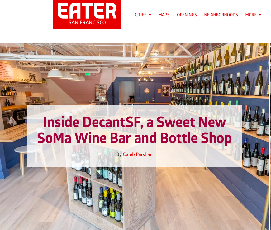 EATER SF -