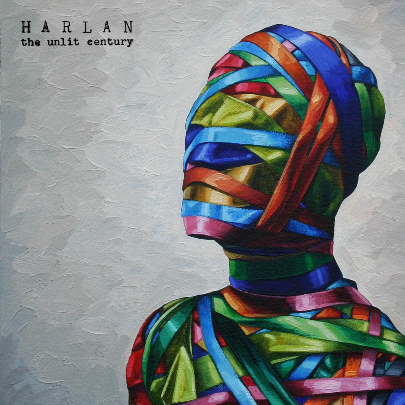 Harlan -  The Unlit Century  EP