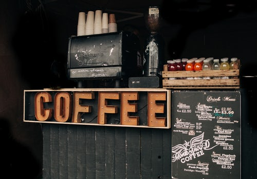 How to use the enticing power of coffee to sell it