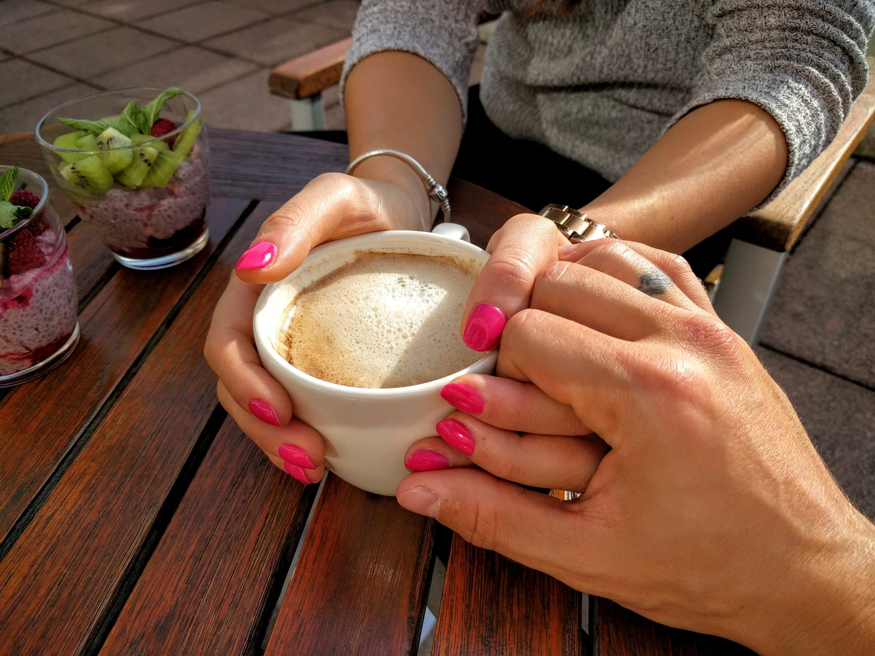 Bonding Over Caffeine—Why Coffee Dates Are the Best First Dates