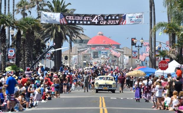 Huntington Beach -
