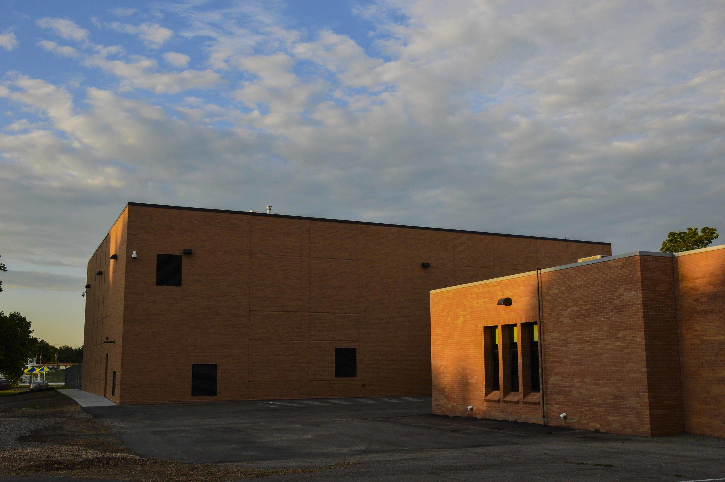 Quincy Elementary   Client: USD 501 Topeka Public Schools Architect: TreanorHL