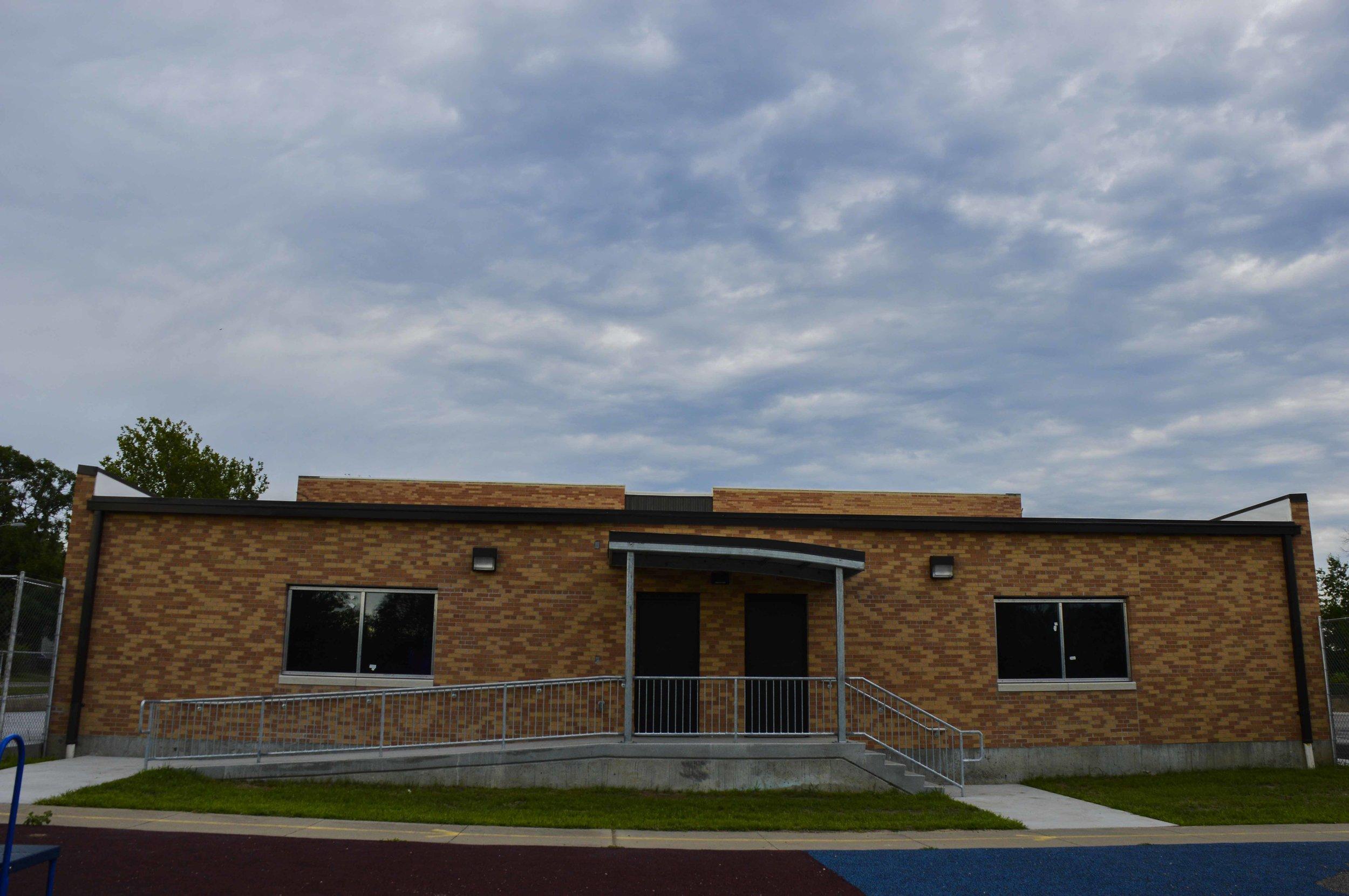 Sheldon Head Start   Client: USD 501 Topeka Public Schools Architect: Peterson Architecture