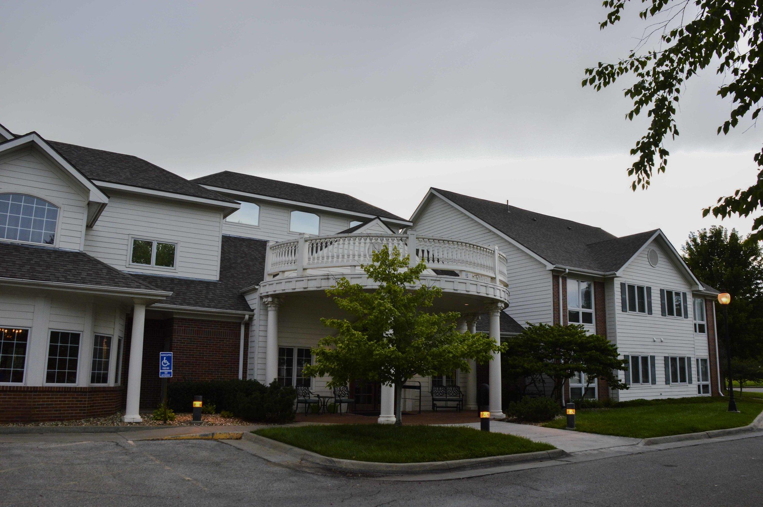 Lexington Park Assisted Living   Client: Midwest Health Architect:Schwerdt Design Group