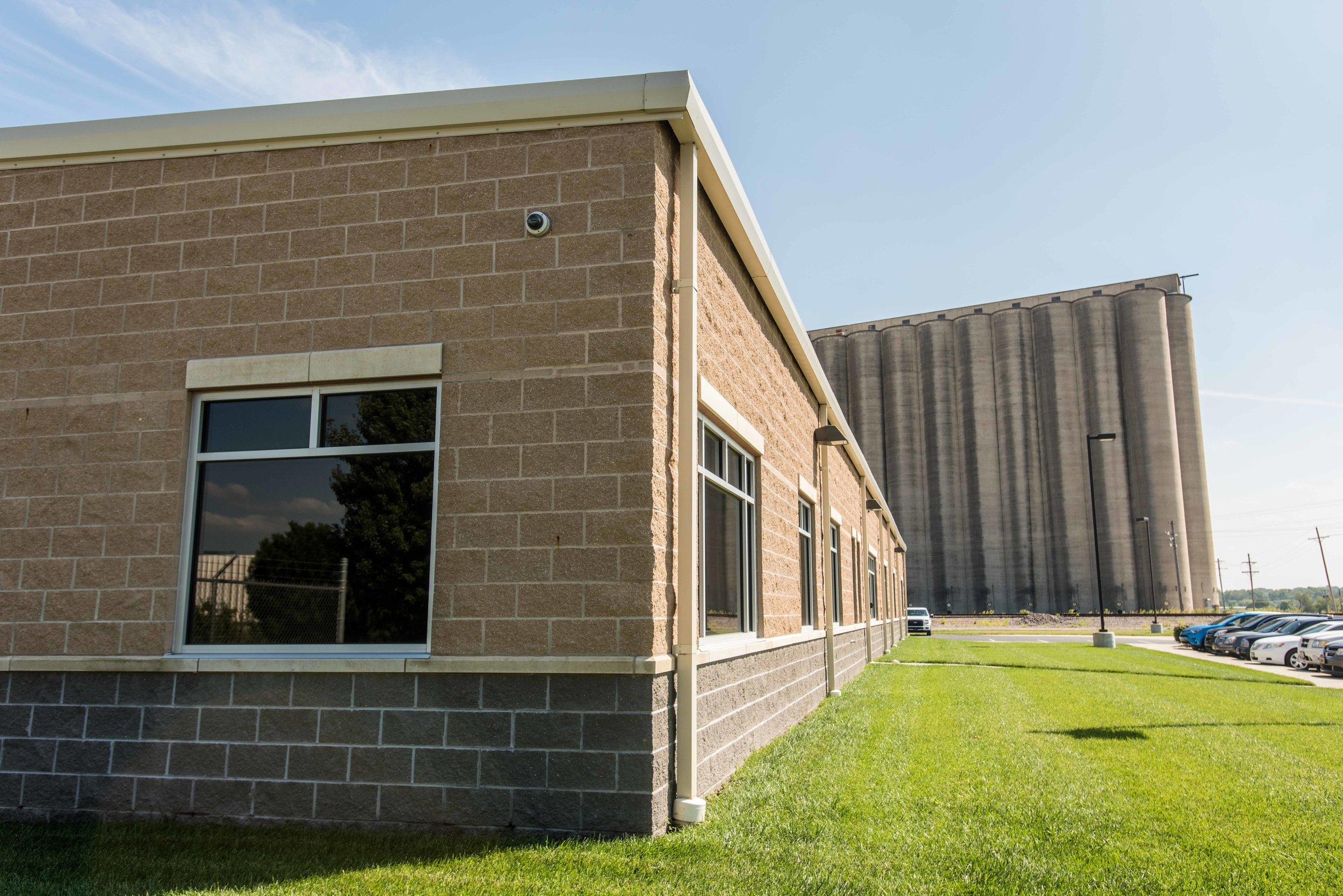 Bettis Asphalt Offices - Client: Bettis Asphalt and ConstructionArchitect:Architect One P.A.