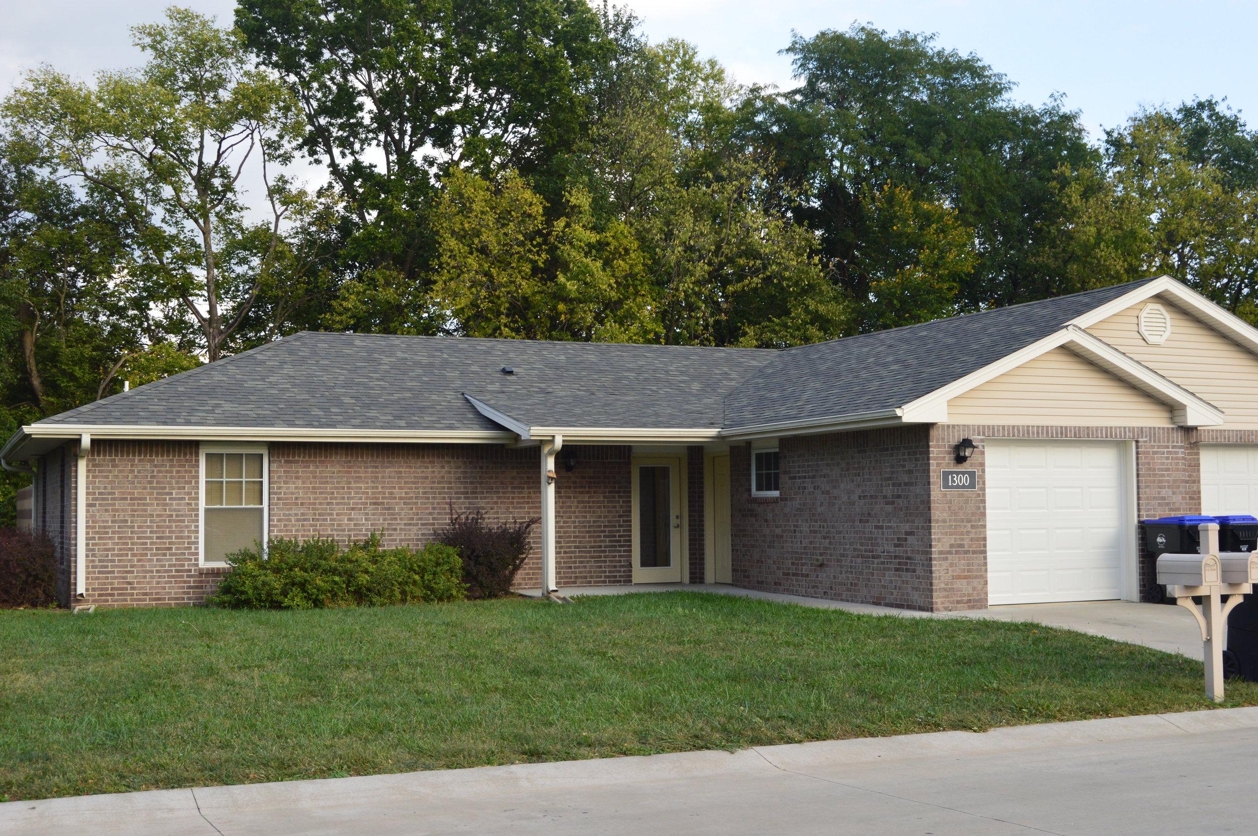 Cornerstone Village Duplex Development   Client: Cornerstone of Topeka Architect:Architect One P.A.