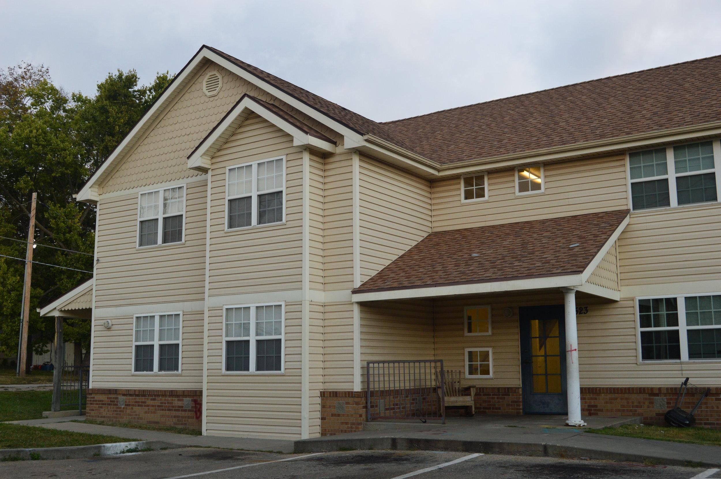 Cornerstone Apartments   Client: Cornerstone of Topeka Architect: Architect One P.A.