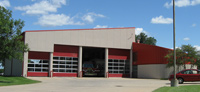 Topeka Fire Station No. 7   Client: City of Topeka Architect: EDDP