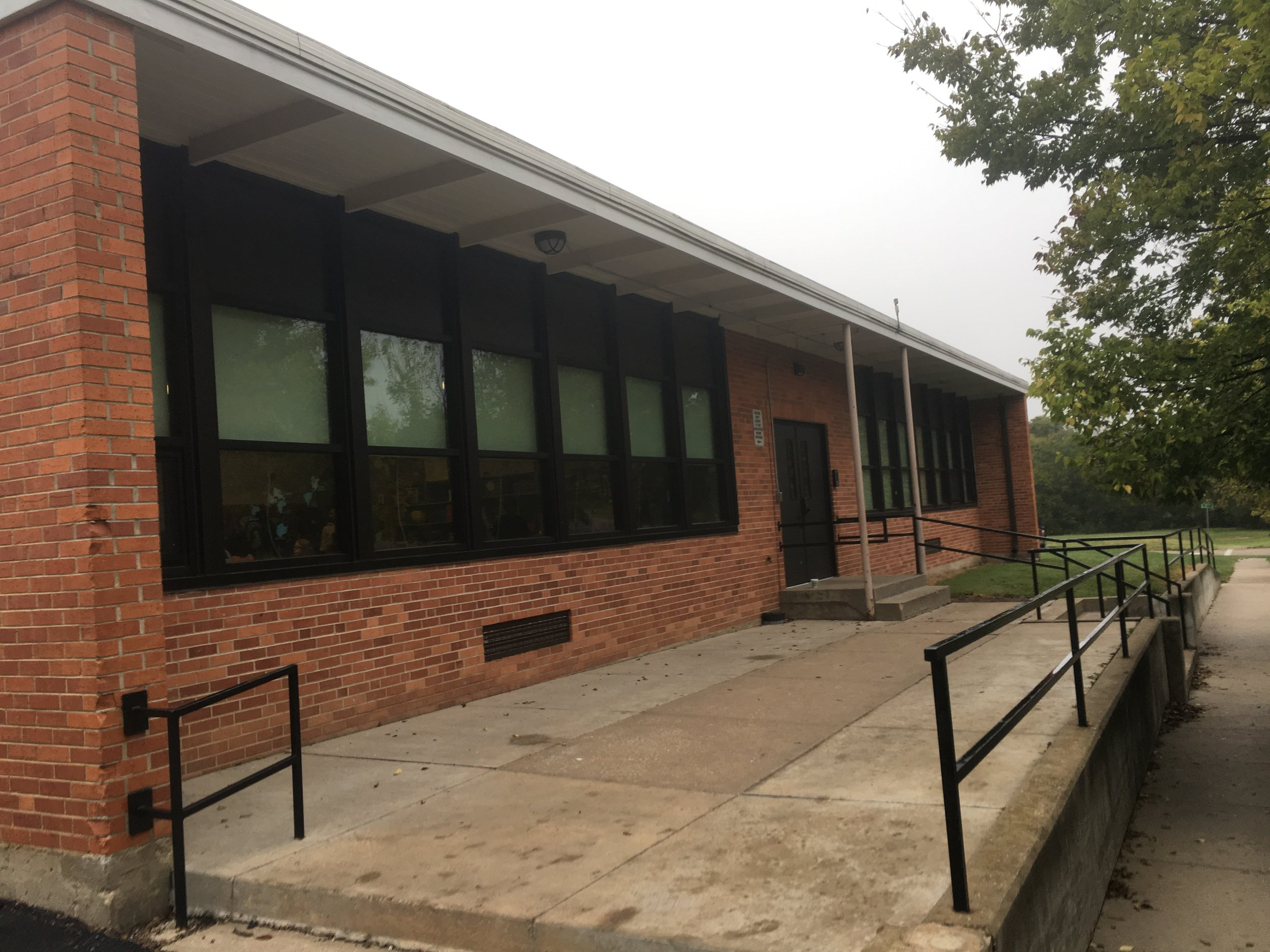 Highland Park Central Window Replacement   Client: USD 501 Topeka Public Schools Architect: Architect One P.A.