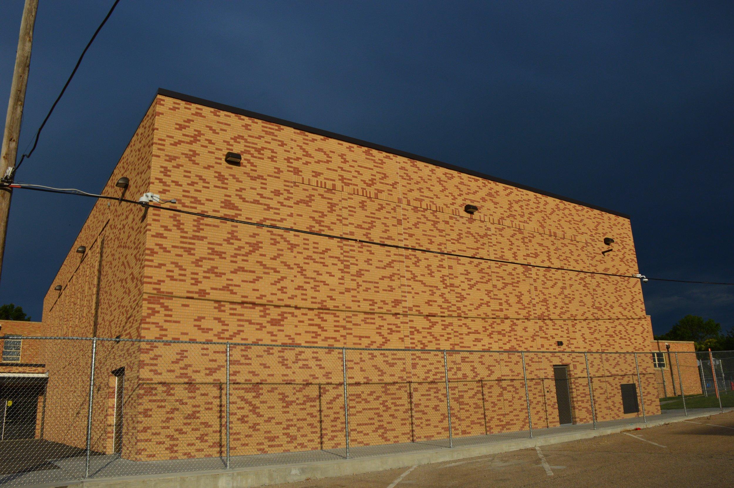 Whitson Elementary Gymnasium   Client: USD 501 Topeka Public Schools Architect: TreanorHL
