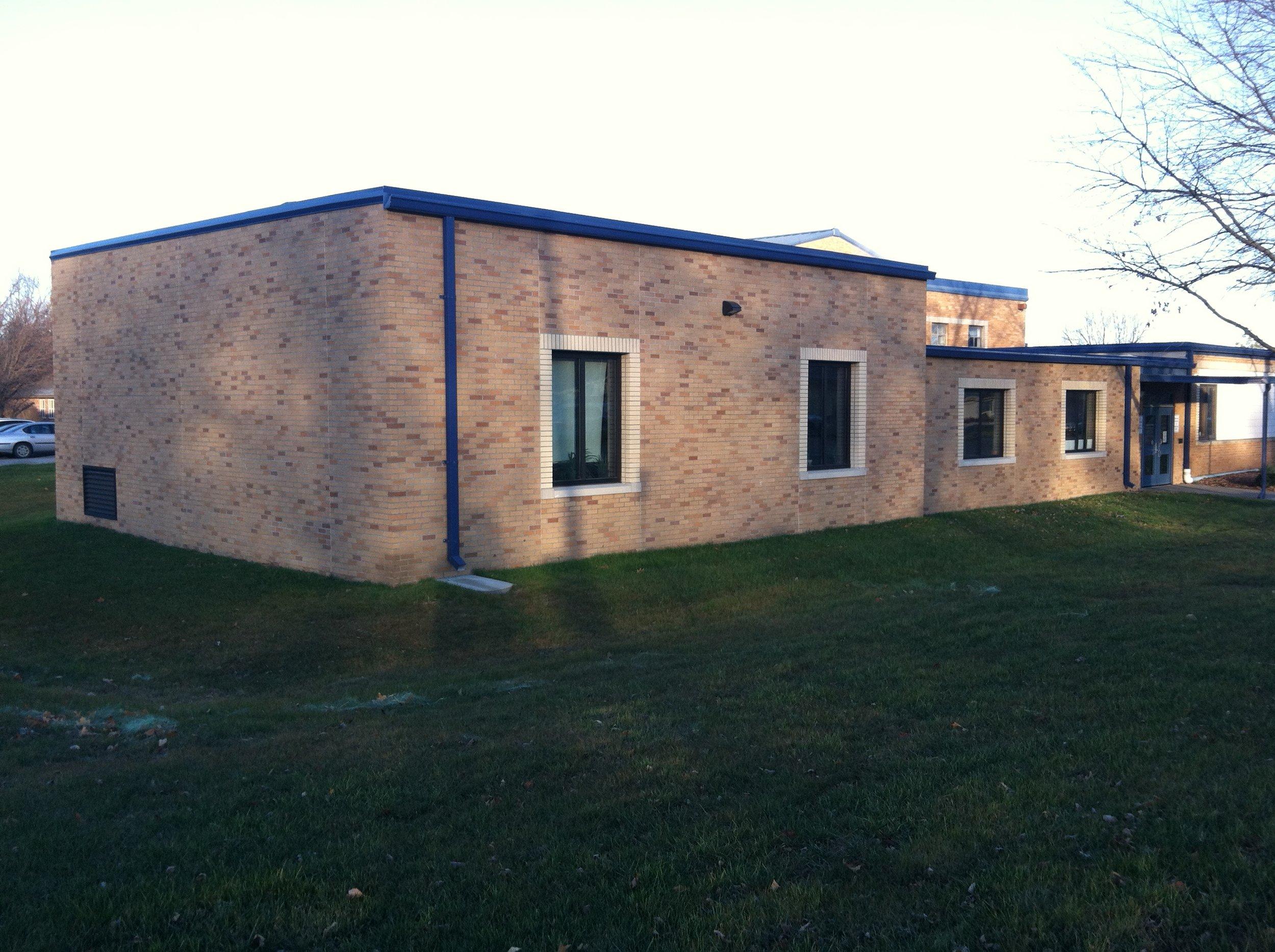 Auburn Elementary FEMA Shelter Addition   Client: USD 437 Auburn Washburn Architect: HTK Architects