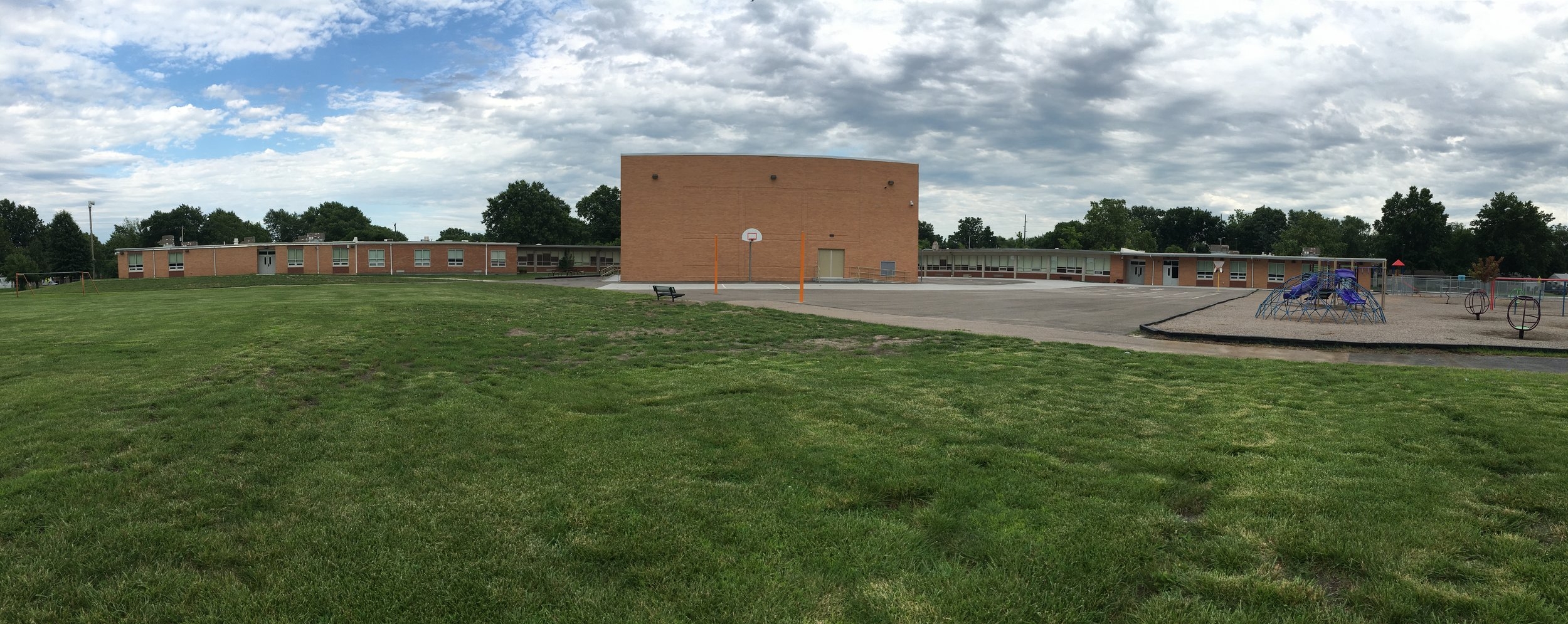 McCarter Elementary Window Replacement   Client: USD 501 Topeka Public Schools Architect: USD 501 Topeka Public Schools