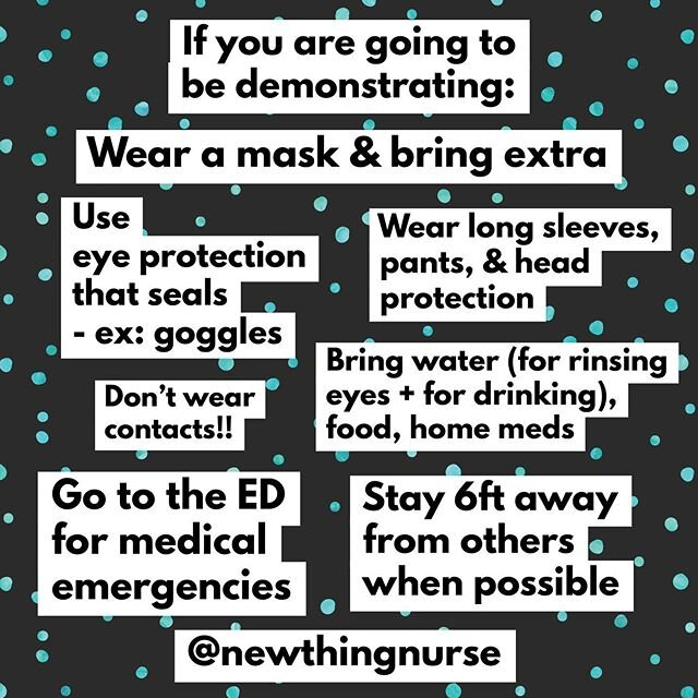#besafe #beheard  @newthingnurse ••••••••••••••••••••••••••••••••••••••••• #blacklivesmatter #blm #whitecoatsforblacklives #nursesforblacklivesmatter #hateisapublichealthissue #covid19 #coronavirus #nurses #nursing #nursingschool