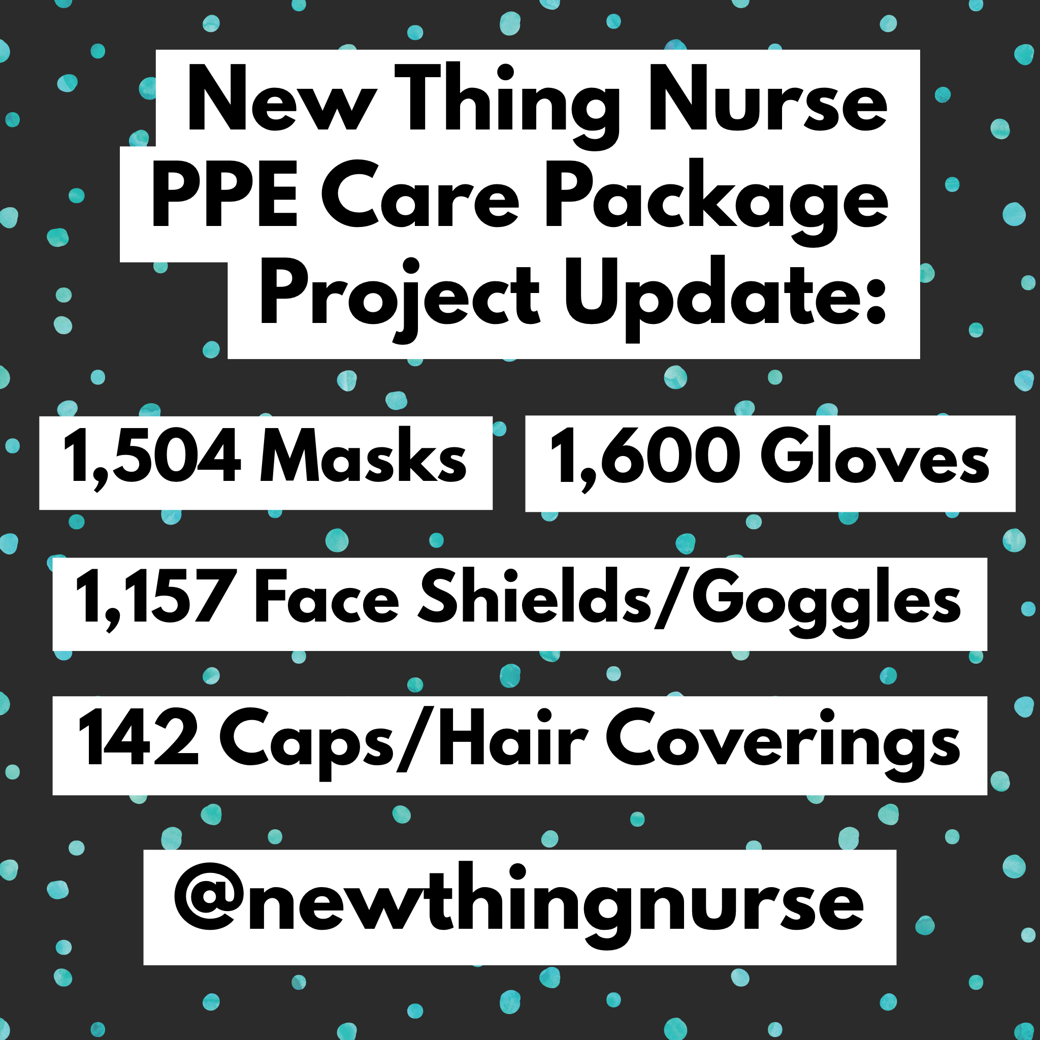 2020年7月15日:新事物护必威博彩app下载士个人防护装备护理包项目按数字截至7月15日!点击图片阅读更多内容!