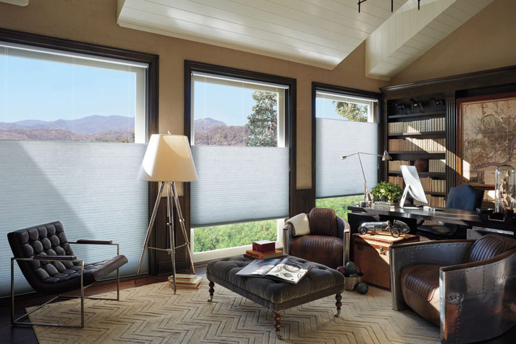 Innovation - Made in the USAAll of our window fashions are designed and custom-assembled in the U.S. Our longstanding commitment to quality and innovation means you'll enjoy the wide range of choices we have to offer.