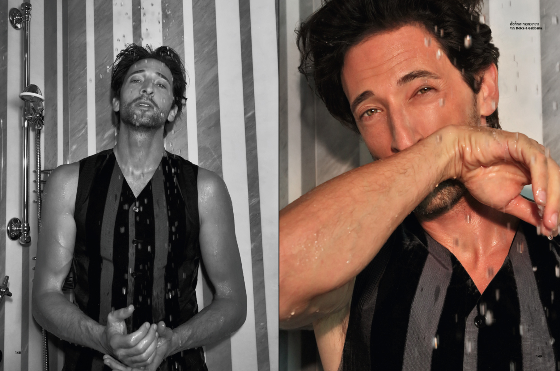 Adrien Brody - L'Optimum