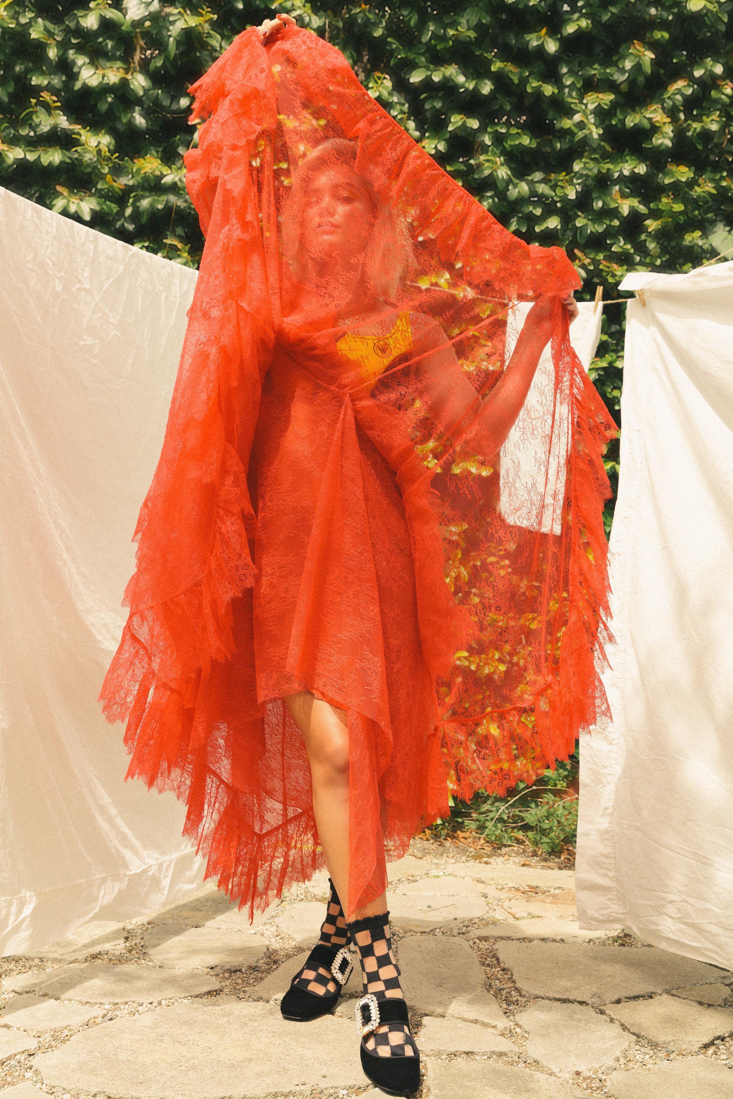 Olivia Holt - Flaunt