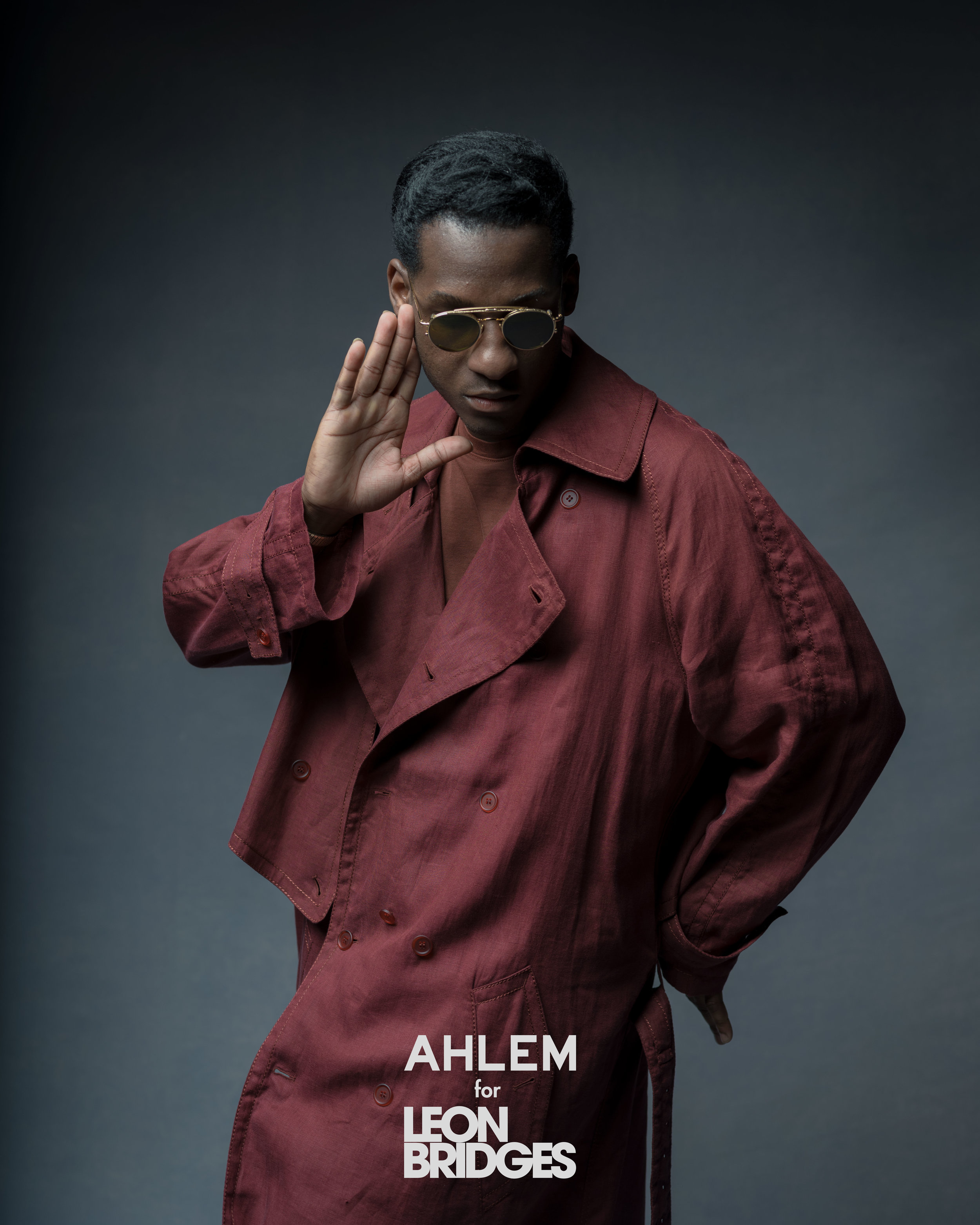 Leon Bridges - Ahlem Eyewear