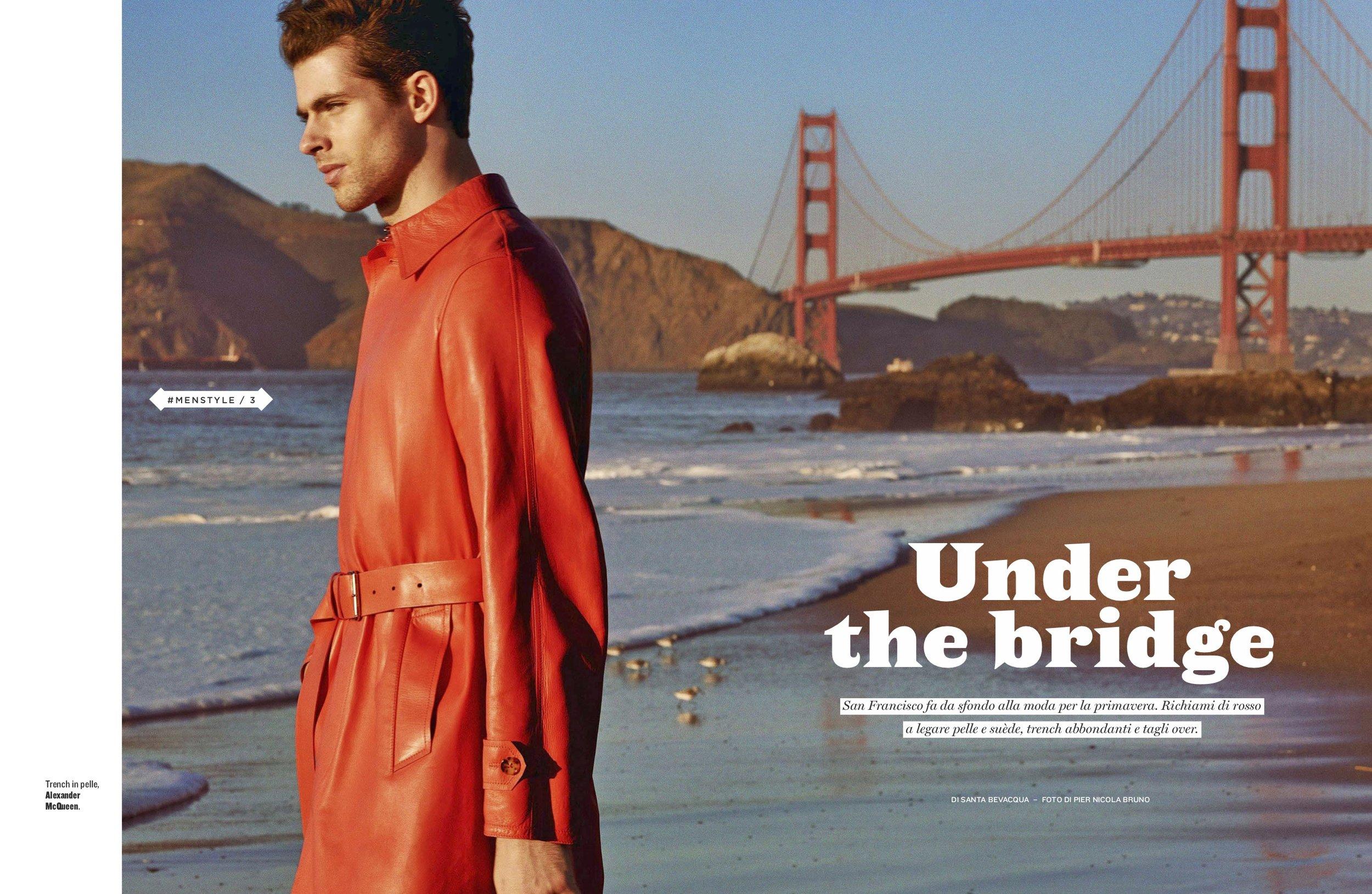 Under The Bridge _ Style Corriere Della Sera