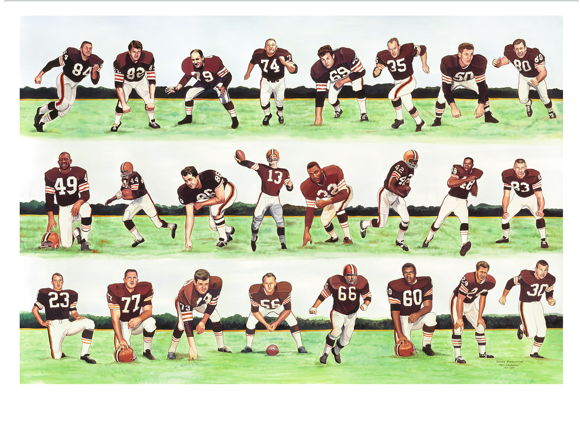 1964 Cleveland Browns