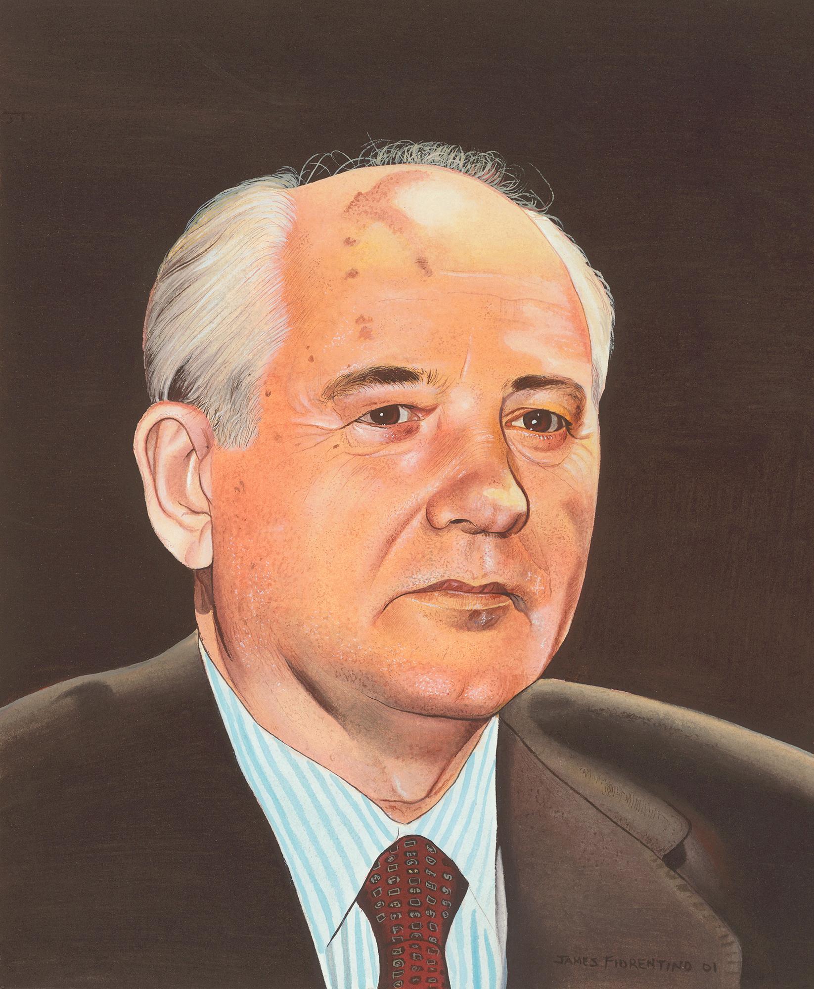 President Gorbachev