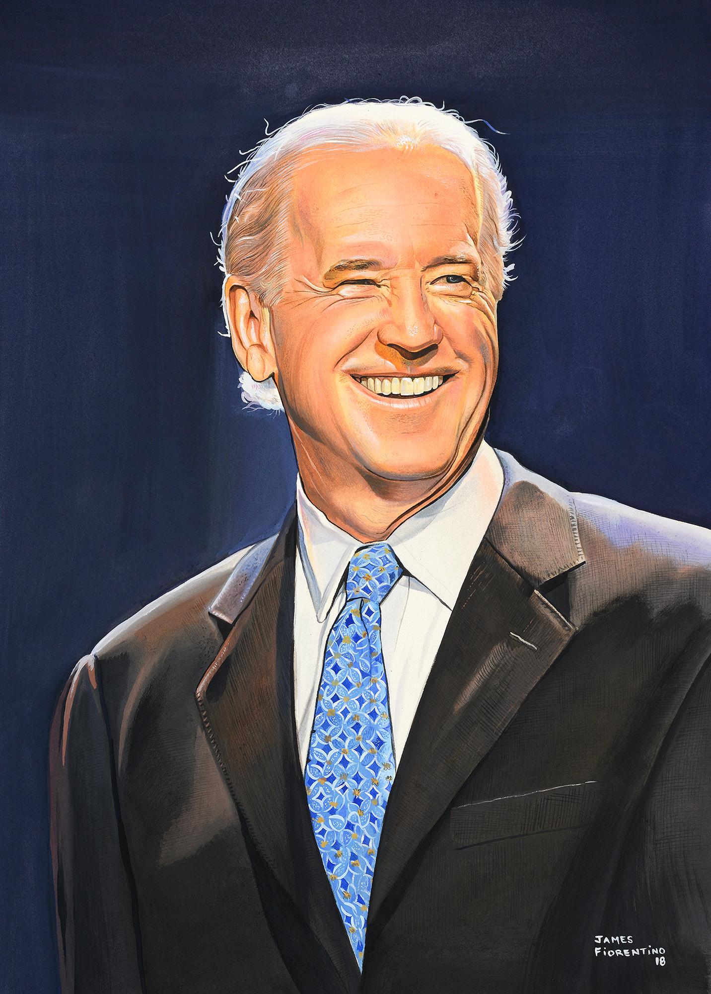 Art-collection of Joe Biden